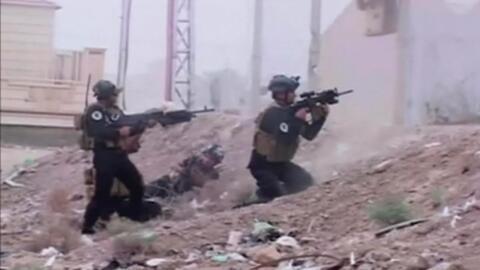Estado Islámico avanza en territorio iraquí