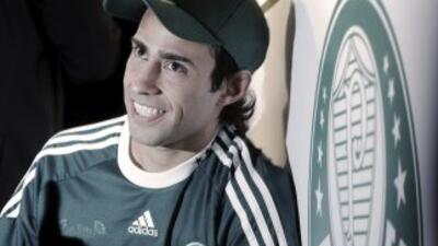 El chileno Jorge Valdivia, quien era esperado el pasado jueves para inic...