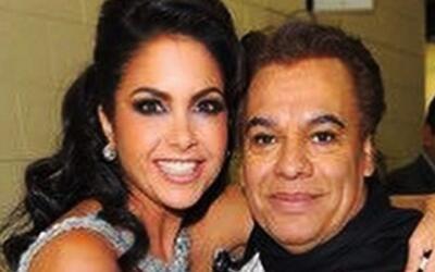 Exclusiva: Lucero, 'Juan Gabriel va a cantar mucho más lindo desde allá'