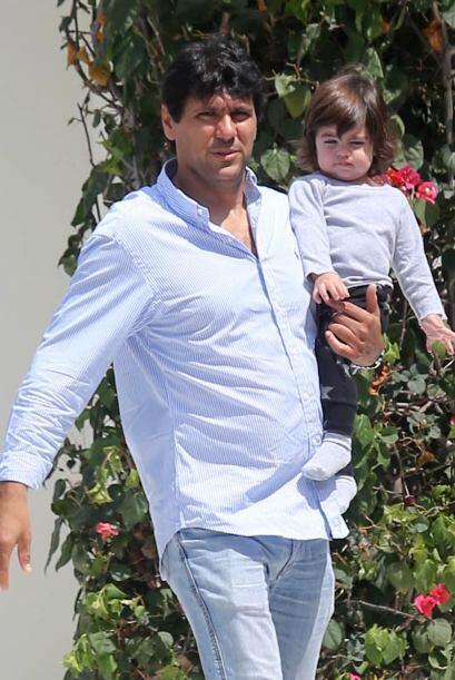 El pequeñito Milan Piqué se ha convertido en uno los nenes...
