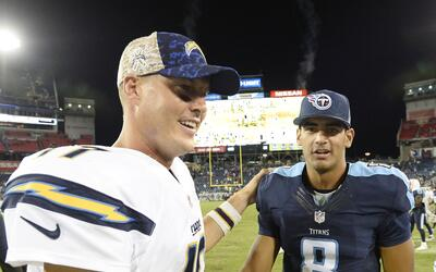 San Diego vs. Tennessee, por un lugar en los Playoffs