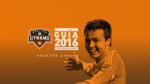 Houston Dynamo Guia 2016