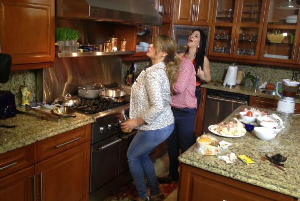 Cocinando con Roger Borges