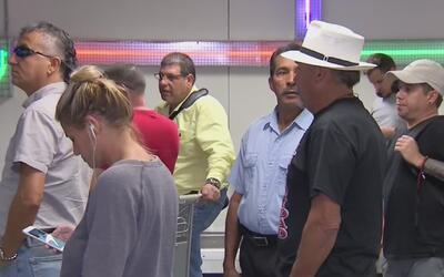 Legislador de la Florida propone que en ciertas áreas de los aeropuertos...