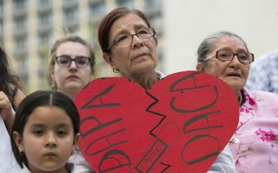 Varias personas se manifiestan en Austin (Texas), tras el fallo de la Co...