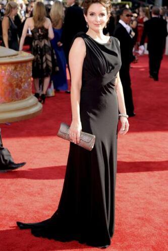 Tina Fey nunca ha sido la mujer más guapa de Hollywood, pero durante los...