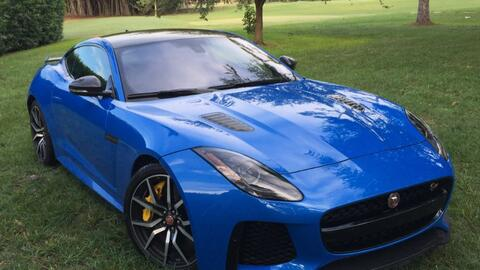 Conoce al Jaguar más poderoso y sexy de todos los tiempos