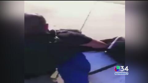 Video de un policía de Fresno arrestando a un estudiante desatan la cont...