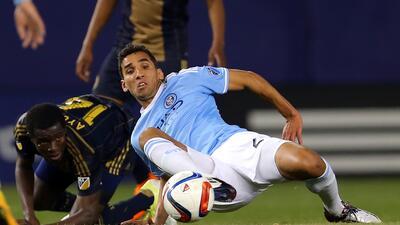Mehdi Ballouchy, New York City FC
