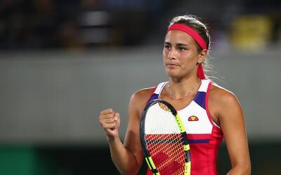 Mónica Puig es eliminada del US Open
