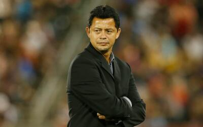 Wilmer Cabrera es el tercer entrenador colombiano en la historia de un c...