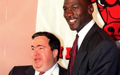 Fue elegido dos veces como el Ejecutivo del Año en la NBA.