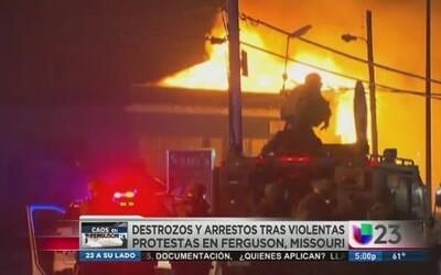 Ferguson podría ver otra ola de violencia