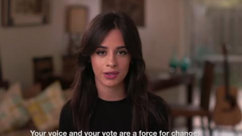 Camila Cabello, de Fifth Harmony, votará por los derechos de los inmigra...