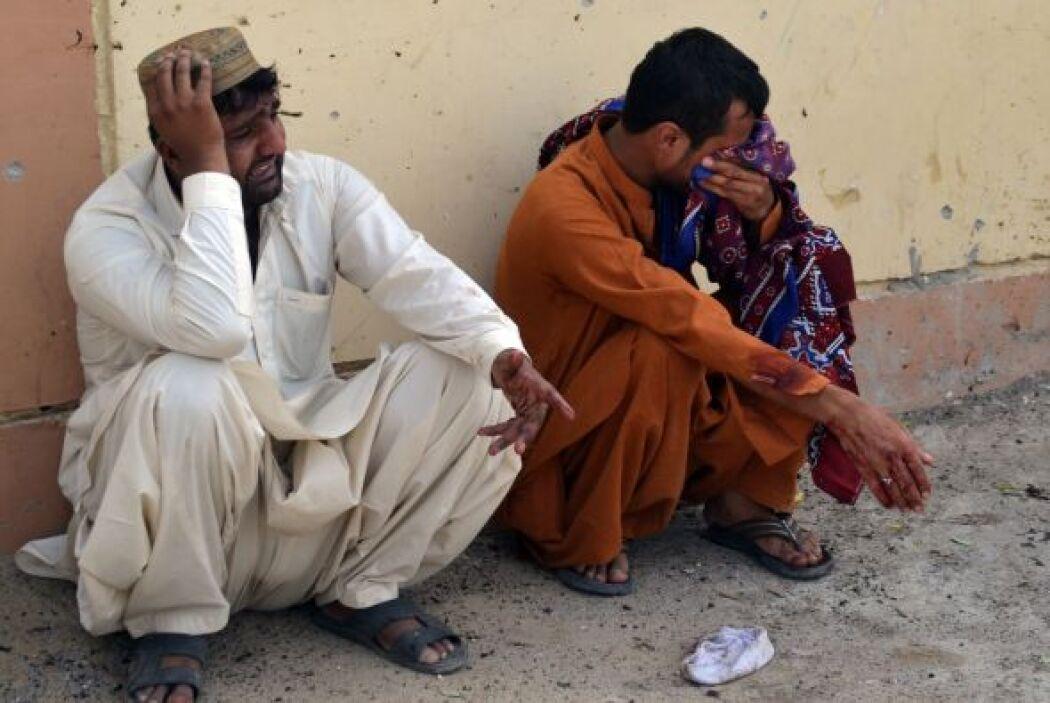 Este atentado se produce en momentos en que Pakistán se prepara para cel...