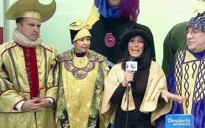 Los Reyes Magos también llegan a la ciudad de Nueva York