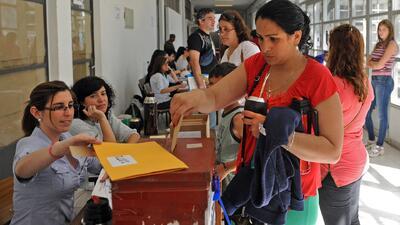 Elecciones en Uruguay transcurren en completa calma