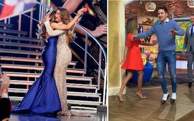 #DAEnUnMinuto: Francisca no podía coronar a Clarissa y la caída de Willi...