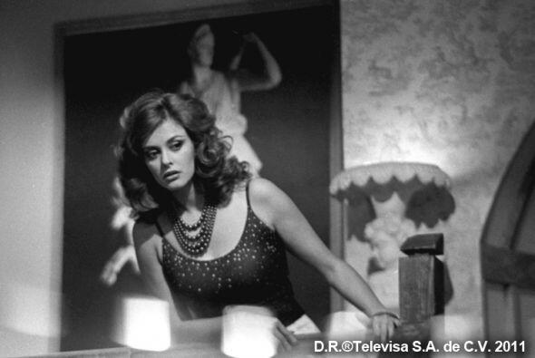 Crees que Lucía Méndez sigue siendo una diva de las telenovelas?
