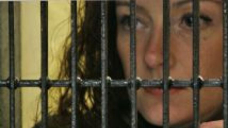 Florence Cassez fue arrestada en 2005 y cumple una condena de 60 años po...