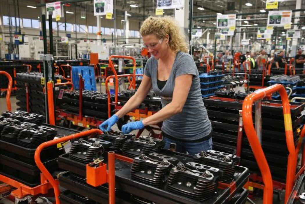 El crecimiento del empleo en EEUU se comienza a dar lentamente. Aquí alg...