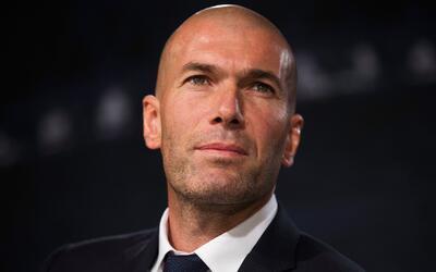 """Zidane, sobre el Mundial de Clubes: """"Queremos ganar algo importante, vam..."""