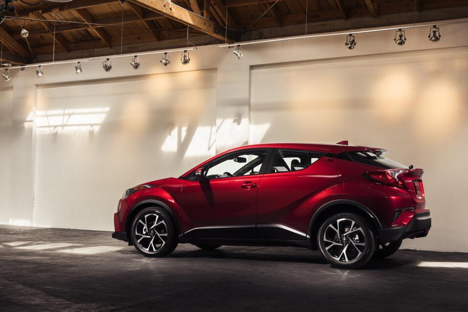 Toyota CH-R 2018