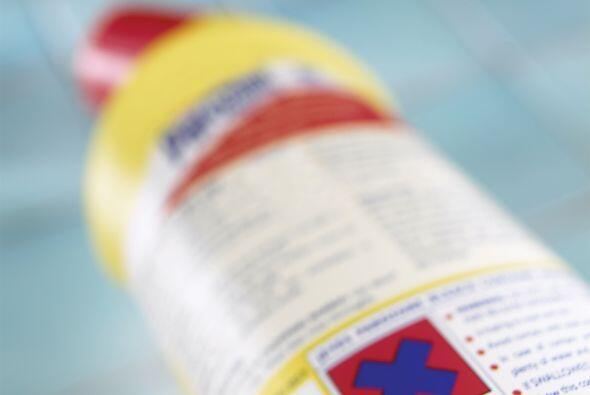 Es importante siempre mantener en buen estado las etiquetas de los envas...