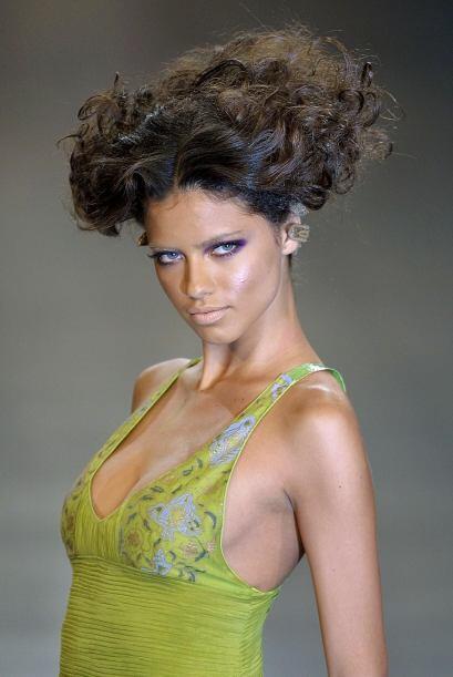 Esta mujer es la segunda brasileña más cotizada del mundo,...