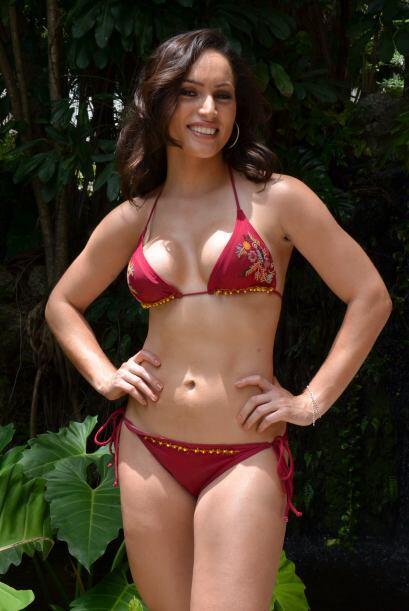 El bikini ideal para Dulce debe de ser sexy, pero no vulgar y adem&aacut...