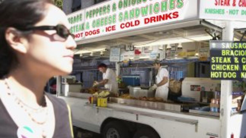 Las famosas loncheras de Los Ángeles han unido esfuerzos para promover o...