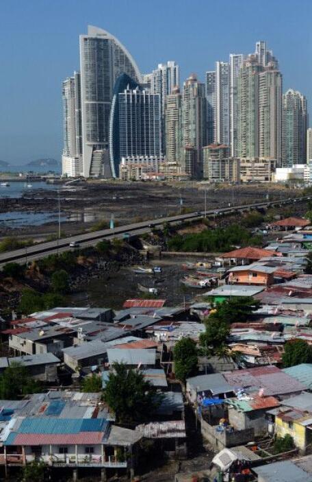 BBB fue también la nota de Panamá.