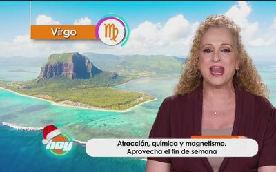 Mizada Virgo 09 de diciembre de 2016