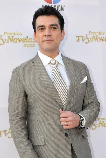 Jorge Salinas se unirá al club de los papitos de las novelas y lo hará c...