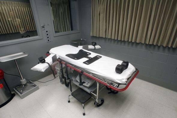 CAROLINA DEL SUR ha ejecutado en total a 43 reos y 50 más están sentenci...