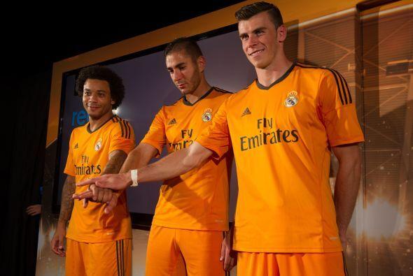 Real Madrid y Adidas presentaron el nuevo uniforme del conjunto 'Merengu...