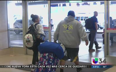 Falsa amenaza de bomba en vuelo rumbo a Los Ángeles