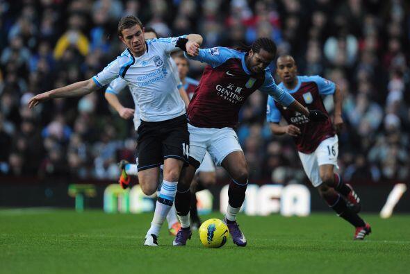 El Liverpool se metió a la casa del Aston Villa.