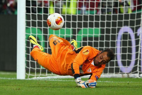La Europe League tuvo también un final de suspenso, pues Benfica...