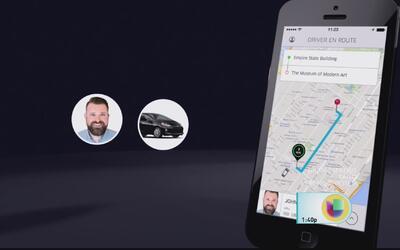 Al tribunal la Comisión de Servicio Público contra el servicio de Uber