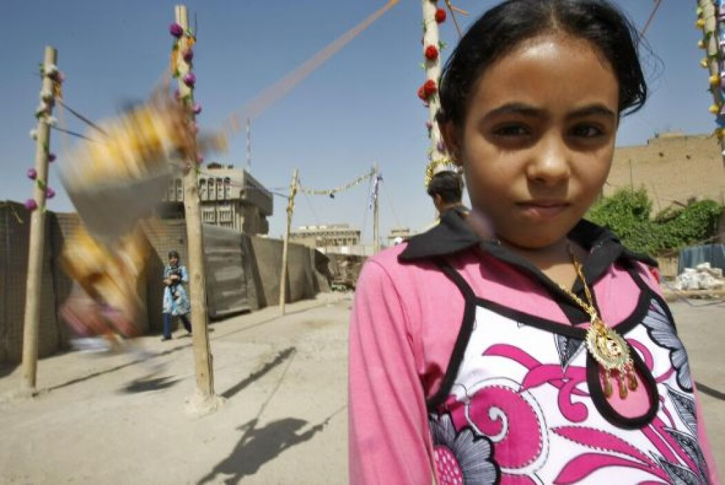 Como niños de la guerra, los de Irak son ante todo, sobrevivientes. Solo...