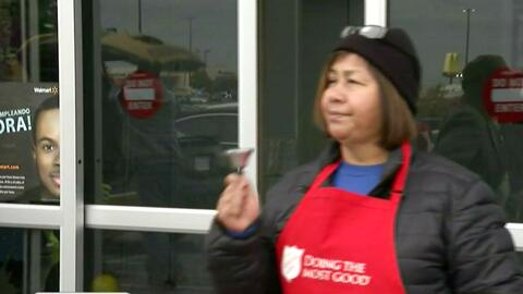 Ejército de Salvación busca voluntarios para recaudar dinero en Navidad