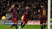 Messi y el Barça humillaron a la Roma