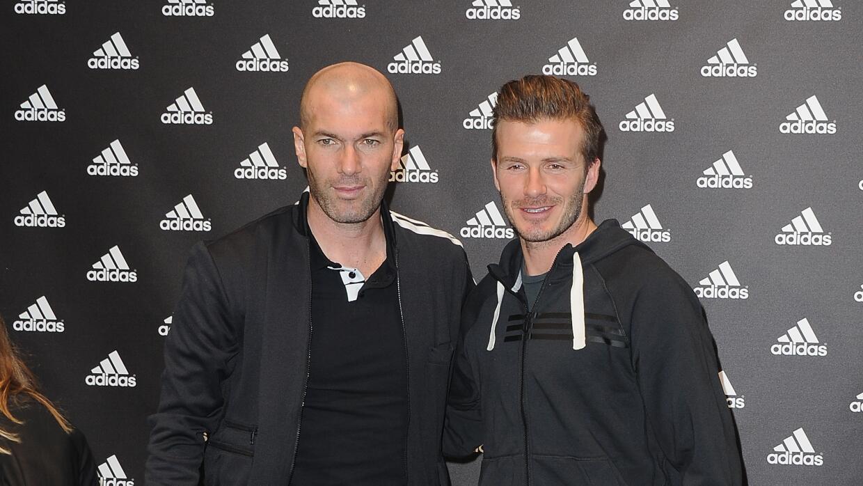 Zidane vs. Beckham