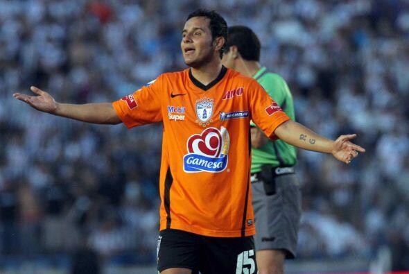 Luis Montes hizo su carrera juvenil con los Tuzos antes de viajar a Ju&a...