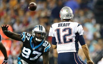 Highlights Semana 3: Carolina Panthers vs. New England Patriots
