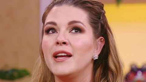 """Día de la Mujer: Alicia Machado se ha sacrificado por ser una mujer """"con..."""