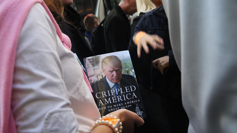 Portada del nuevo libro del magnate