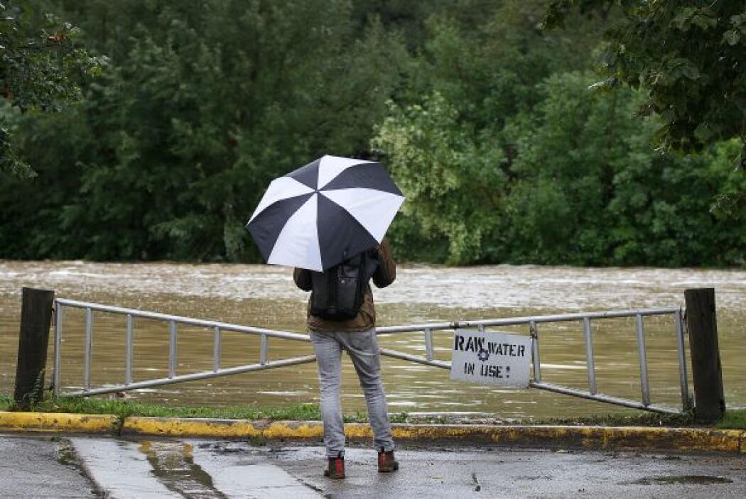 Por otro lado, las previsiones meteorológicas anuncian más lluvias inten...