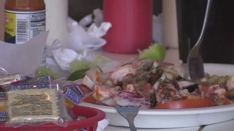 Desde la llegada de Trump ha aumentado el precio de mariscos mexicanos